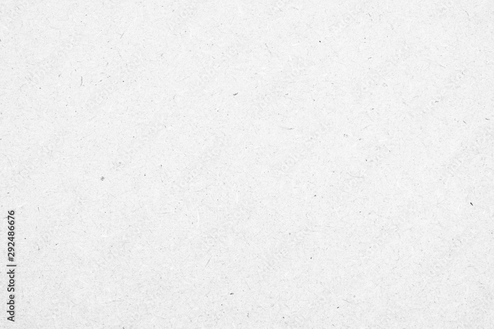 Fototapety, obrazy: White paper texture background or cardboard surface from a paper box for packing. and for the designs decoration and nature background concept