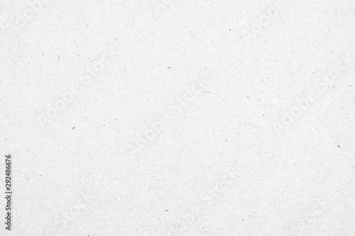 Fototapeta  White paper texture background or cardboard surface from a paper box for packing