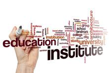 Institute Word Cloud