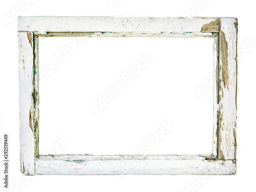 Obraz Old wooden frame - fototapety do salonu