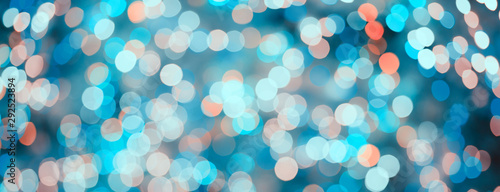 Light Bokeh background - 292523894