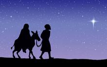 Joseph Mary Go To Bethlehem. V...