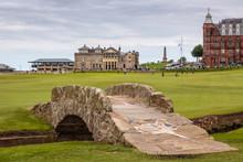 Swilcan Bridge St Andrews Golf...