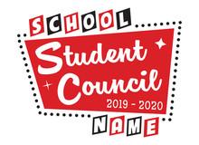 Student Council Shirt Design   School & Education Resources   Vector T-Shirt