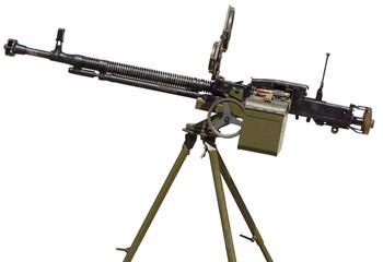 Anti-Aircraft large-caliber machine gun caliber 12.7 mm