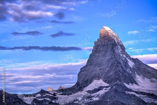 Matterhorn peak, Switzerland Wallpaper Mural