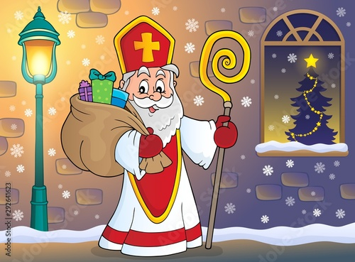 Photo sur Toile Enfants Saint Nicholas topic image 7