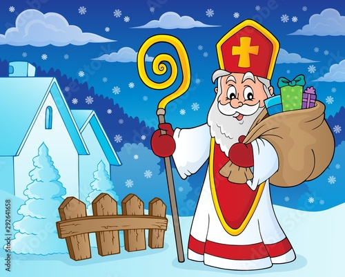 Photo sur Toile Enfants Saint Nicholas topic image 8