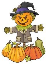 Scarecrow Topic Image 3