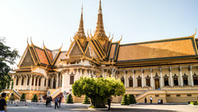 Palais Royale De Phnom Penh