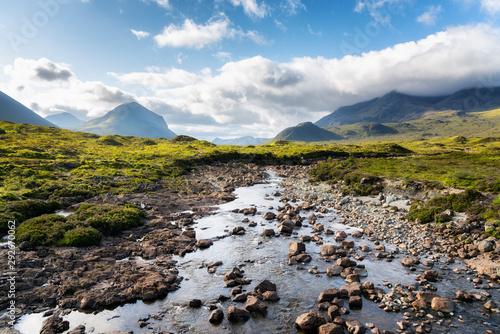Cuillins Hills, Isle of Skye, Scotland © Federico Rostagno