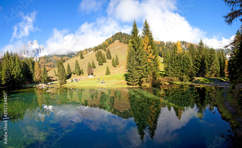 Photo Der Almsee in Filzmoos