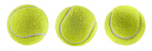 Tennis Ball Isolated White Bac...