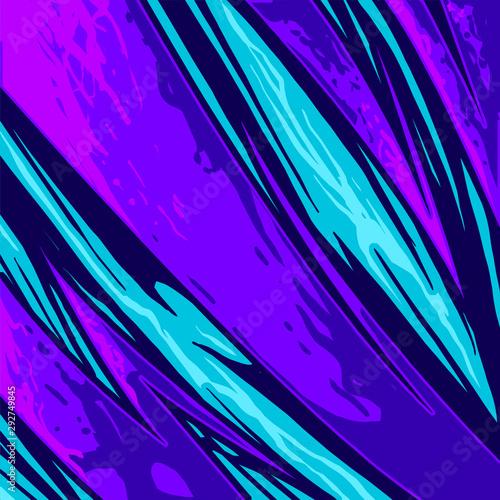 Fotografie, Obraz abstract pattern design for sport team jersey