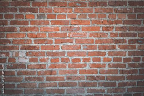 Foto auf AluDibond Graffiti Old grunge brick wall background