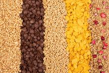 Various Breakfast Cereals Back...