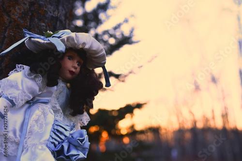 Halloween Ghosts and Ghouls Fototapeta