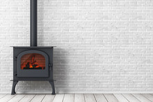 Classic Оpen Home Fireplace S...