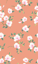 Pattern Of The Camellia Which ...