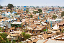 Kibera Is The Biggest Slum In ...