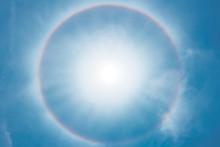 Sun Halo Phenomenon, Circular ...