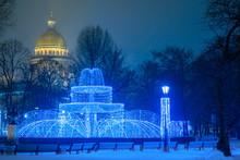Festive St. Petersburg. Russia...