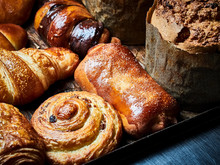 French Baked Pastry, Pies, Bag...