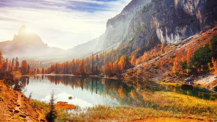 Fantastic autumn landscape....
