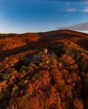Alsbacher Schloss Herbst