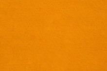 Bright Orange Textured Felt Fa...