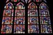 Glasfenster, Strassburg, Münster