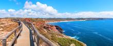 Traumhaft Schöner Küstenwand...