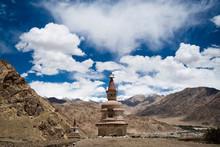 Spituk Monastery Buddhist Stup...