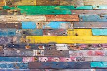 Salvaged Wood Reuse