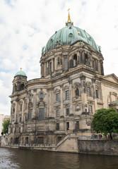 Fototapeta na wymiar Berlin Cathedral - Berlin  - Germany