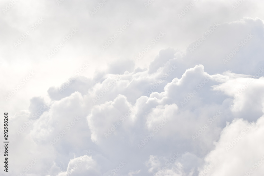 Fototapeta cloud background