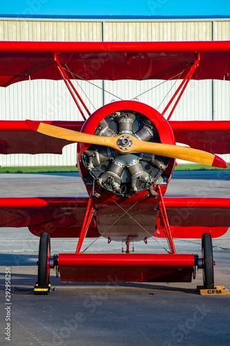Photo Fokker Dr 1 Triplane