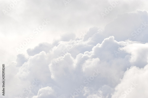 cloud background Wallpaper Mural