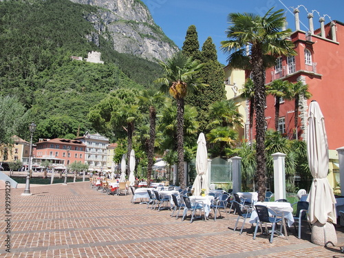 Photo Riva del Garda am Gardasee im Trentino