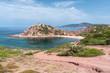 """The beach of """"Torre del Porticciolo"""" near Alghero, in Sardinia"""
