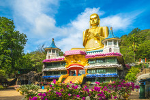 Buddha Museum Of Dambulla Gold...