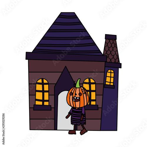фотография trick or treat - happy halloween