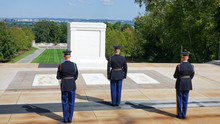 Tomb Of The Unknown Soldier (Arlington Cemetery) Washington D.C, United States Of America
