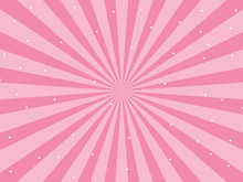 Grunge Sunburst Pink Abstract ...