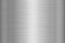 Silver Steel Texture Background