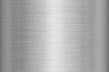 Silver steel texture background
