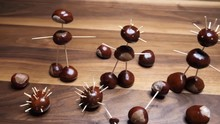 Chestnut Mannequin With Toothp...