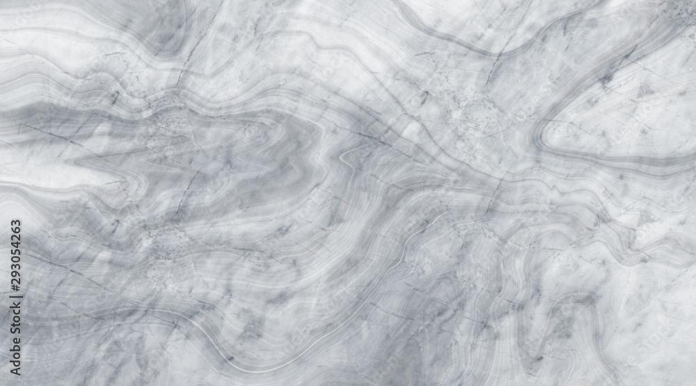 Fototapety, obrazy: white and gray marble texture background. Marble texture background floor decorative stone interior stone.
