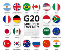 G20 . Group Of Twenty Countrie...