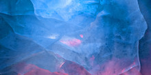 Multicolored Glow Ice Texture ...